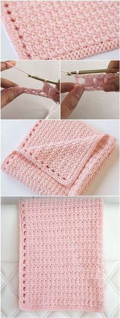 Crochet Cozy Cluster Stitch – Easy Tutorial + Free Pattern