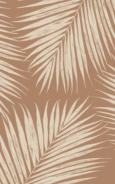 Discover a warm and inviting new look for your room with our Palmer Terracotta mural as your feature wall. The background colour of this stylish palm leaf wallpaper is a toasty terracotta tone, which will instantly make your space a more relaxed and comfortable place to lay eyes on. And the oversized palm leaves hug your wall in a display of richly detailed pencil textures, and a soft cream colour. Palm Leaf Wallpaper, Tropical Wallpaper, Forest Wallpaper, Beach Wallpaper, Flower Wallpaper, Pattern Wallpaper, Paradise Wallpaper, World Map Wallpaper, Tropical Background