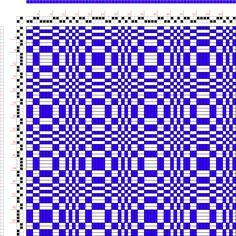 draft image: Figure 425, A Manual of Weave Construction, Ivo Kastanek, 2S, 2T