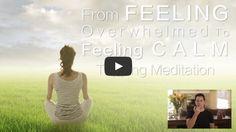 "Tapping Meditation - ""Ending Procrastination"" - Tapping World Summit 2015"