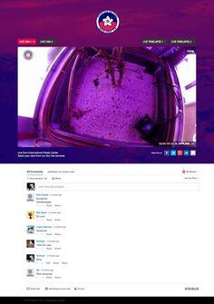 Potatoes on Mars on Behance