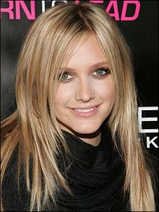 I like this cut for long hair. Love the layers