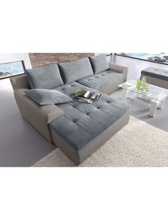Groovy Taylor Leather Sectional And Ottoman Espresso Abbyson Ncnpc Chair Design For Home Ncnpcorg