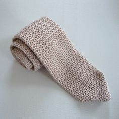 Tom Ford Silk Knit Tie, SUITABLE FOR: Parties on the water, NOT SUITABLE FOR: Getting caught in a fishhook