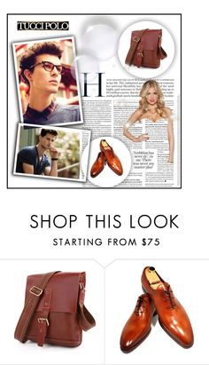 """""""TUCCI POLO I/27"""" by glosaryy ❤ liked on Polyvore featuring beauty, H&M, SPECIAL DAY and vintage"""
