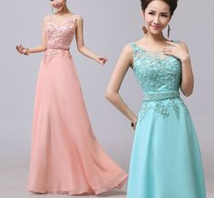 Evening dress formal dress ball dress prom dress by Tiamodress, $239.00