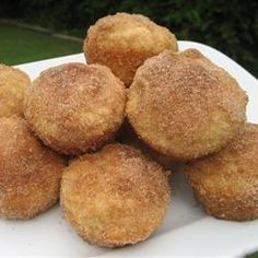 """French Breakfast Puffs 