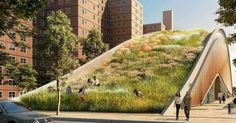 Brooklyn's Red Hook Houses are getting a resilient makeover | Inhabitat - Green Design, Innovation, Architecture, Green Building
