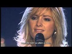 Helene Fischer - Ave Maria (com legenda) Dna Music, Music Flow, Music Tv, Music Songs, Music Videos, All Songs, Best Songs, Blonde Layered Hair, Spiritual Music