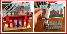 Making LEGO Landmarks