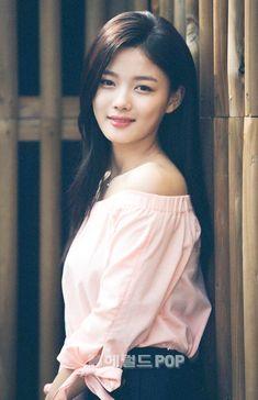 Exotic Beauty colliding with talent Korean Beauty, Asian Beauty, Korean Girl, Asian Girl, Asian Woman, Kim Joo Jung, Korean Celebrities, Celebs, Thing 1