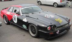 1987 Jaguar XJS (D)