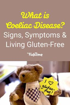 What is Coeliac Disease? Signs, Symptoms and Living a Gluten-Free Life Abdominal Bloating, Family Fitness, Gluten Free Diet, Regular Exercise, Kids Reading, Autoimmune Disease, Parenting Advice, Health Fitness, Signs