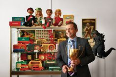 The Leonard Joel Toy & Collectables Department