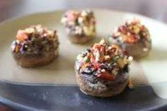 Mediterranean Stuffed Mushrooms Recipe - Food.com