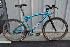 1994 GT Zaskar Aqua Turquoise