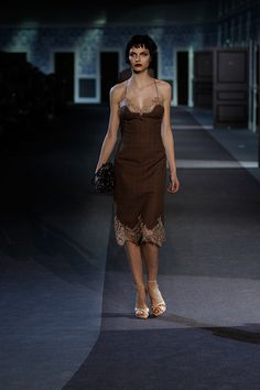 67d2a64cc895 A look from the Louis Vuitton Fall Winter Womens Fashion Show.