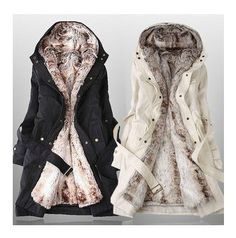 Beautiful warm cotton Coat