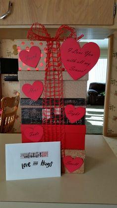 Valentine's Day - 5 Senses Gift