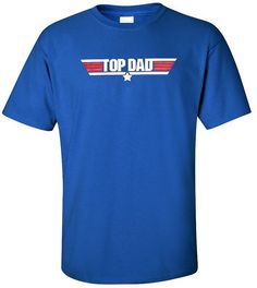 Top Dad New Father TShirt Father's Day Funny by meandmy3boys, $22.50