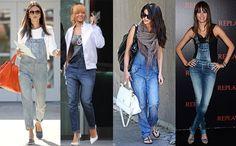 O macacão jeans se tornou peça cativa no armário das meninas antenadas em moda. Confira como usar a peça e se jogar na tendência que irá bombar no verão!