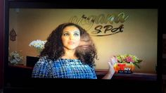 KENZA International Beauty featured on TELEMUNDO