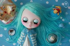 https://flic.kr/p/oHBAhf   Custom Commissions Blythe Doll.   Custom Commissions for PRaew Ponid Custom by : Little Dolls Room*  Base model : Neo Blythe RBL. Eyes ship by :Hand painted Eyes Ship by Little Dolls Room. Hair : Alpaca. Outfit by : My stock
