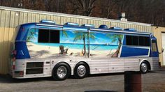 Luxury Campers, Luxury Bus, Englewood Colorado, Prevost Bus, Cool Rvs, Motorhome Travels, Rv Bus, Cherry Hill, Hill Park