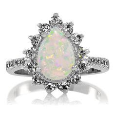 yeah you better believe my wedding ring is gonna have a huge opal in the middle.