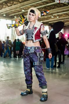 isfirst Cosplay Tumblr, Cosplay Diy, Casual Cosplay, Awesome Cosplay, Best Cosplay, Cosplay Ideas, Cosplay Costumes, Borderlands Cosplay, Borderlands Series