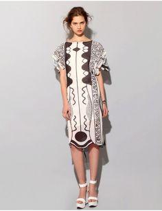 The Artist dress