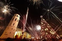 Vilnius, Lithuania | Watch The World Celebrate 2014