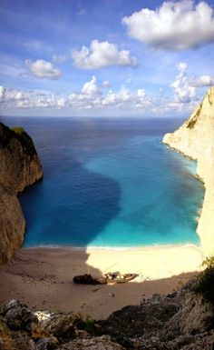 beach-zakynthos, Greece