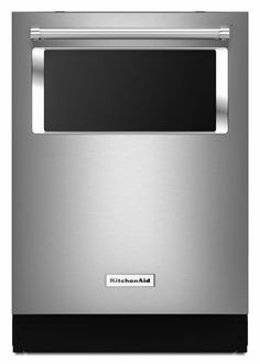 KitchenAid® 24'', 44 dBA Dishwasher with Window and Lighted InteriorAppliance Reports