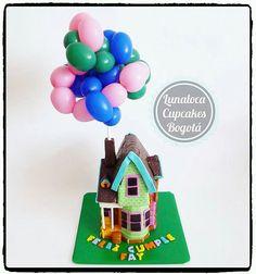 Torta (cake) Up Pixar