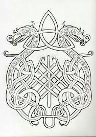 Image result for celtic dragon