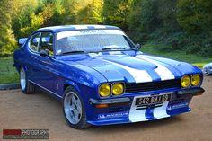 Ford Capri racing