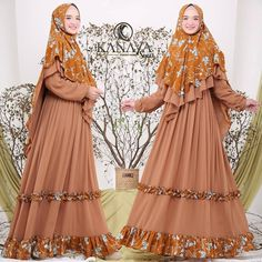 Asyiah Syari by Kanaya Bridesmaid Dresses, Wedding Dresses, Dresses With Sleeves, Long Sleeve, Model, Instagram Posts, Fashion, Bride Maid Dresses, Bride Gowns