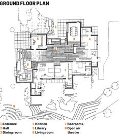 Marvelous Maison Louis Carré   Cerca Con Google