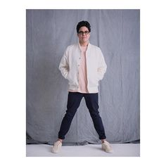 """George Salazar on Instagram: """"Ready to close this week out and ain't nothin' gonna stand in my way. • • • • 📸: Amanda Jones for @hollywoodlife"""" Amazing People, Good People, Beautiful People, George Salazar, Michael In The Bathroom, Amanda Jones, Be More Chill, Salad Bar, George Michael"""