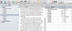 HOW I USE SCRIVENER TO WRITE BLOGS (THAT BECOME BOOKS)