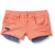 Breezer Beachy Deep Coral Shorts