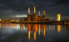 Battersea Power Station - favourite building in London