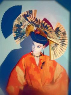 Geisha chic