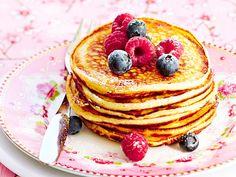 Piimäpannari Something Sweet, Sweet Tooth, Pancakes, Baking, Breakfast, Desserts, Recipes, Food, Morning Coffee