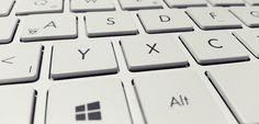 Windows 10 Keyboard Shortcuts & Touch Pad Gestures