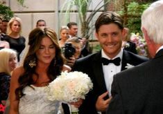 The Ackles wedding