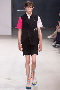 Raf Simons Spring 2014 Menswear Collection Photos - Vogue