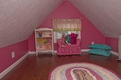 secret playrooms through out this home