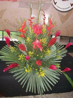 Image result for arranjos tropicais